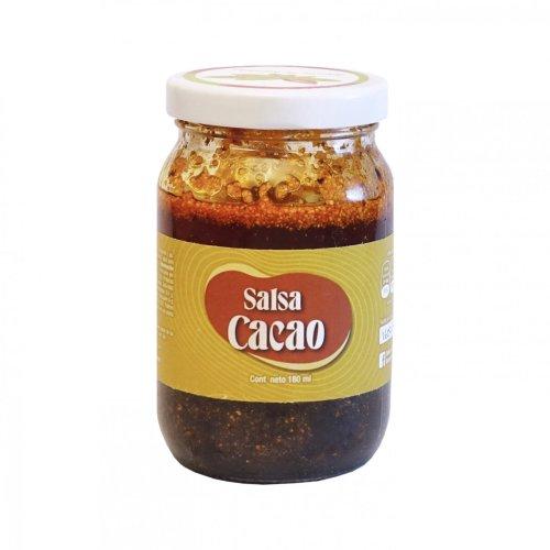 Salsa de Cacao y Amaranto 7 oz