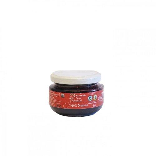 Mermelada de Jamaica cristal 120 gr