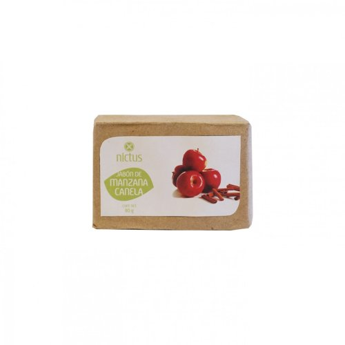 Jabón Artesanal Manzana y Canela