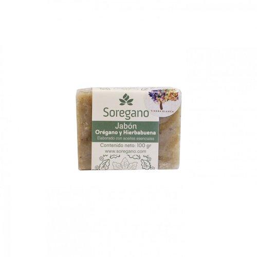 Jabón Orégano y Hierbabuena