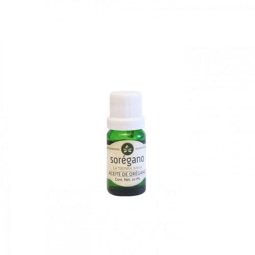 Aceite Esencial de Orégano Botella con Gotero