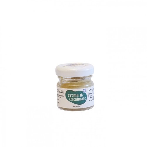 Crema de Cacahuate 1 oz