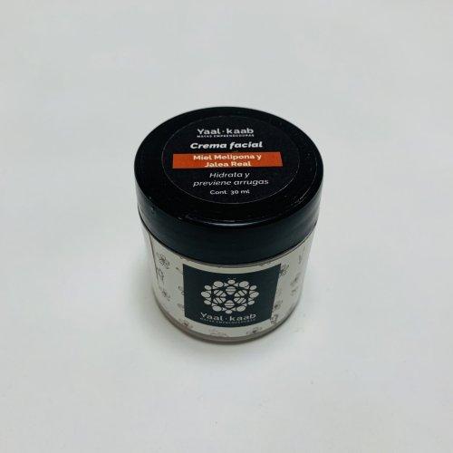 Crema facial noche miel y jalea real 30 gr