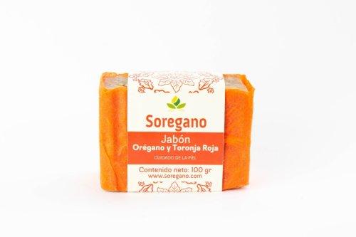 Jabón Orégano y Toronja