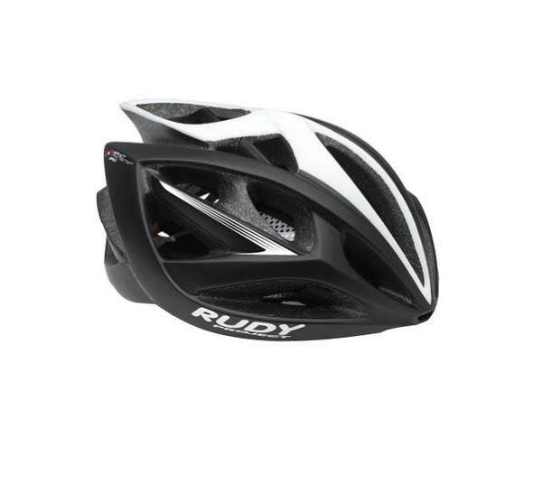 Casco Rudy Project Airstorm Negro - Blanco