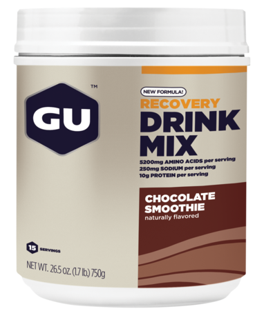 Bebida Gu Recovery Mix