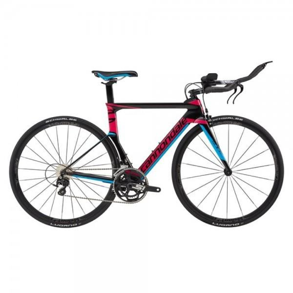 Bicicleta Cannondale Slice 105 para Mujer 2017