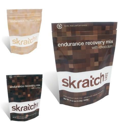 Bebida de Recuperación Skratch Labs Endurance Recovery