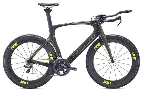 Bicicleta para Triatlón Fuji Norcom Straight 1.3