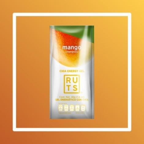Gel energético RUTS Energy Mango Chia
