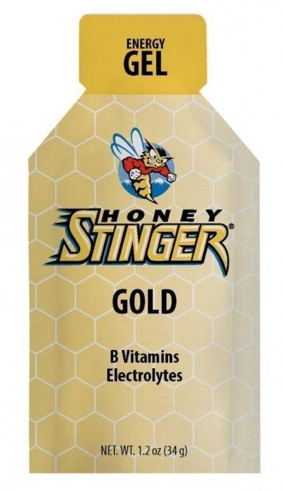 Geles Energéticos Honey Stinger