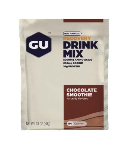 Bebida Gu Recovery Mix (Sobres)