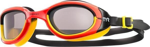 Goggles para natación TYR Ops Polarized Edición Alemania