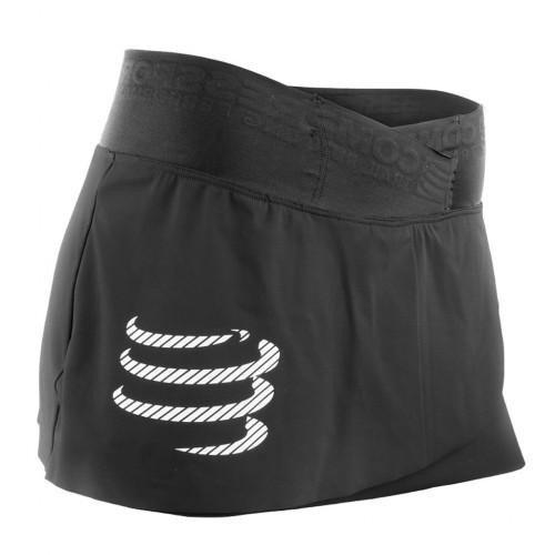 Falda/Short Compressport Overskirt Para Mujer