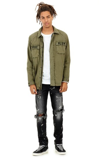 FIELD JACKET SINGLE END
