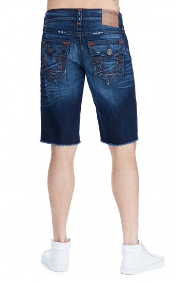 RICKY FLAP SHORT SUPER T
