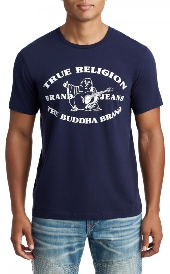 BUDDHA PAST SS CREW NECK TEE