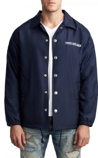 COACH CREST COACHING JACKET