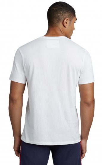 SS ESSENTIALS V NECK TEE