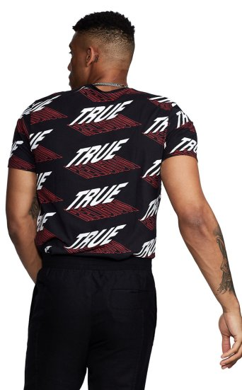 SS ALL OVER TRUE TEE