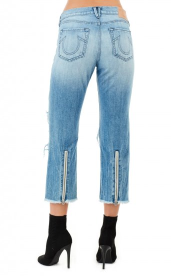 STARR CROPPED RELAXED STRAIGHT