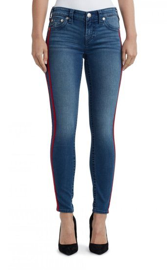 ANKLE SUP SKINNY RED TAPE SN