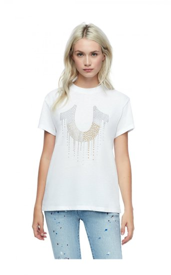 DRIPPY CRYSTAL TEE