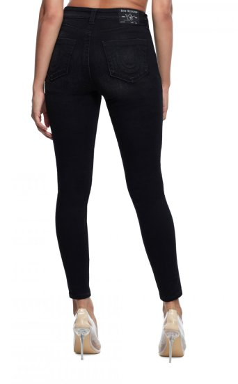 JENNIE HIGH RISE ANKLE JEAN