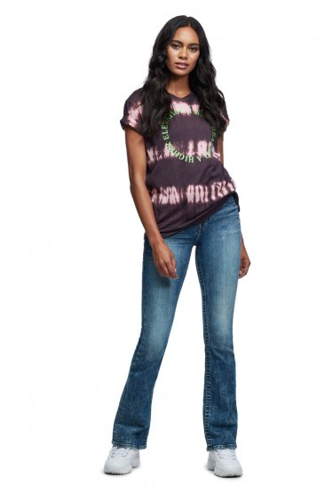image of BECCA HIGH RISE BOOTCUT JEAN