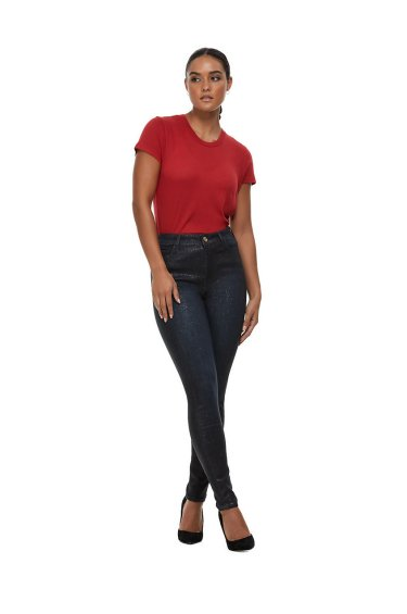image of CAIA GOLD DUSTED JEAN
