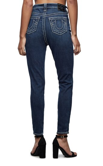 CAIA ULTRA HIGH RISE BIG T JEAN