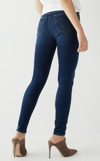 CAIA ULTRA HIGH RISE JEAN