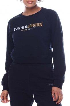 SPLIT TRUE RELIGION SWEATSHIRT