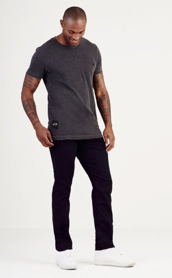 ELONGATED SLUB TEE