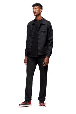 RICKY STRAIGHT BLACKOUT JEAN