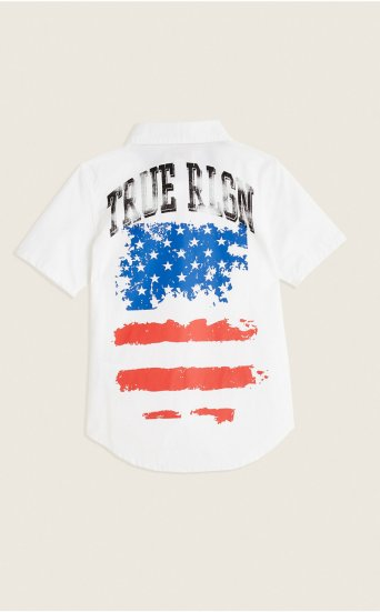 4TH OF JULY WOVEN
