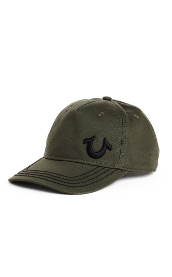 3D EMBROID HORSESHOE CAP