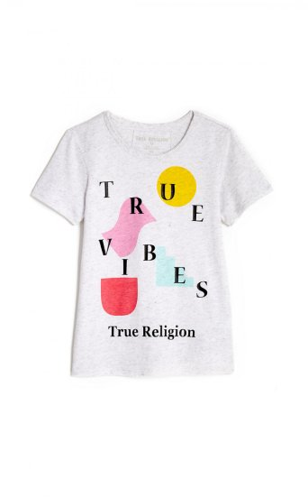 TRUE VIBES TEE