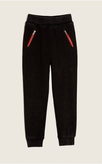 MOTO FLEECE SWEATPANT