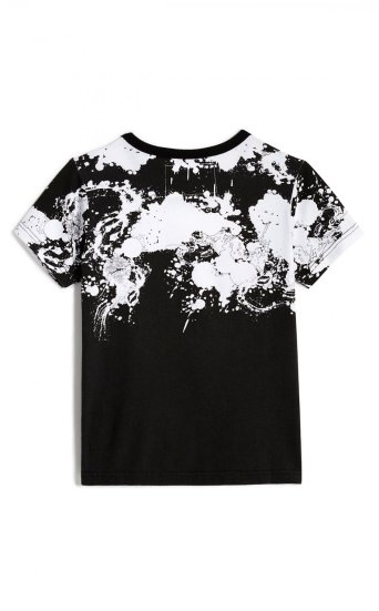 LITTLE KIDS PAINT SPLATTER TEE