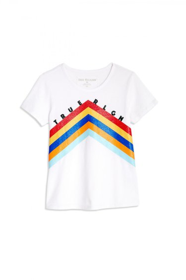 image of UP AND ARROW TEE