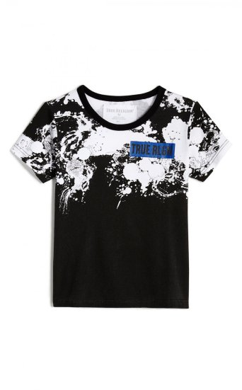 PAINT SPLATTER TEE