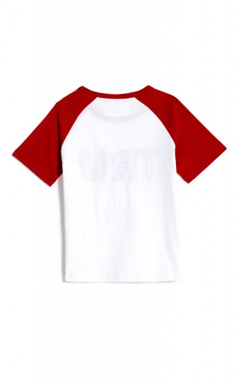 BOYS TRUE 4TH RAGLAN TEE