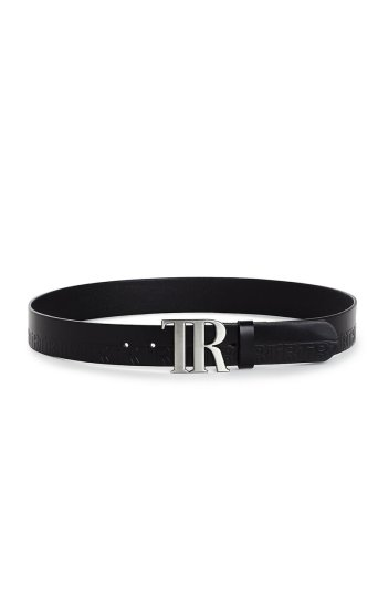 TR LEATHER BELT