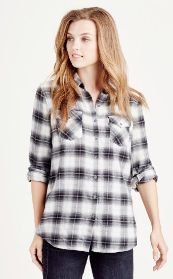 PLAID GEORGIA