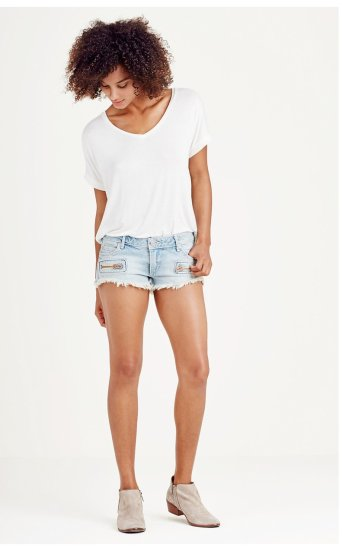 JOEY ZIP SHORT SUPER T