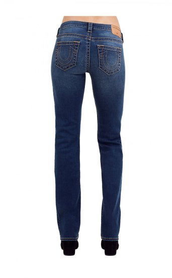 BILLIE STRAIGHT WOMENS JEAN