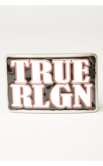 TRUE RELIGION BUCKLE