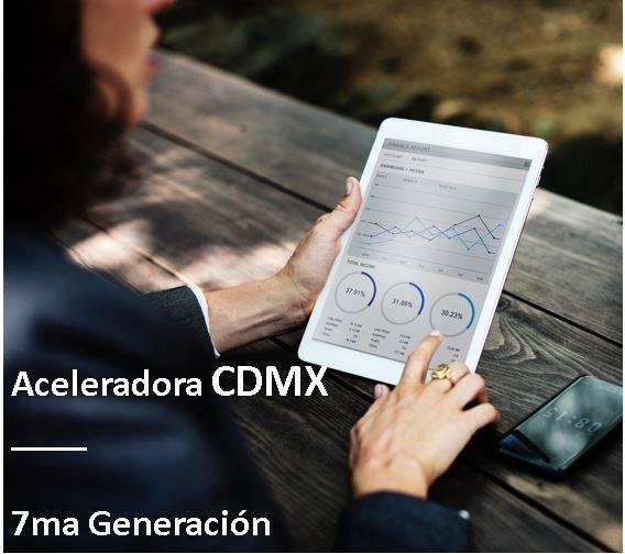 Aceleradora 7ma Generación CDMX