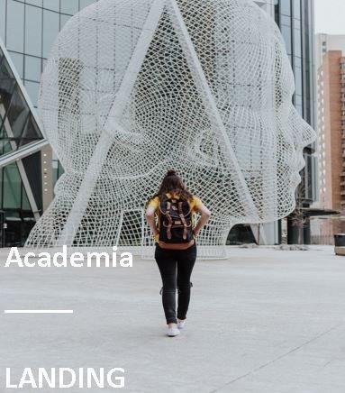 Academia LANDING CDMX y MTY